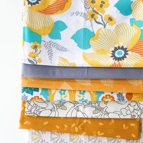 Goldenrod Half Yard Bundle