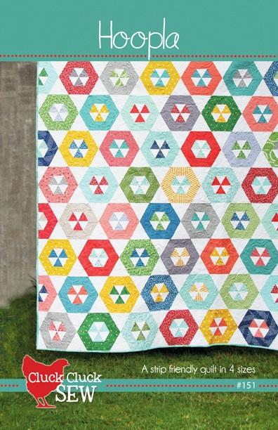 Hoopla Quilt Pattern