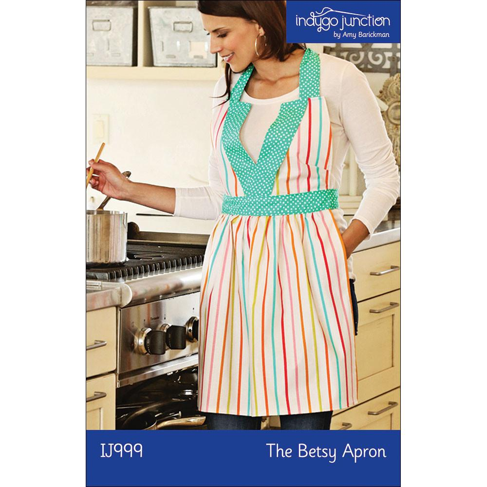 The Betsy Apron Pattern