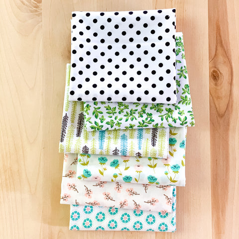 Bold Low Volume Fat Quarter Bundle