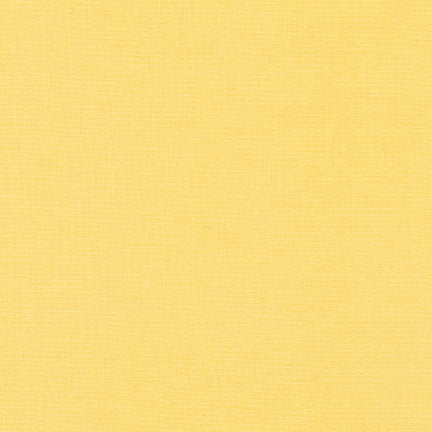 Kona Cotton Solids - Buttercup