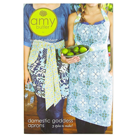 Domestic Goddess Aprons Pattern