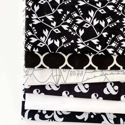 Onyx Half Yard Bundle