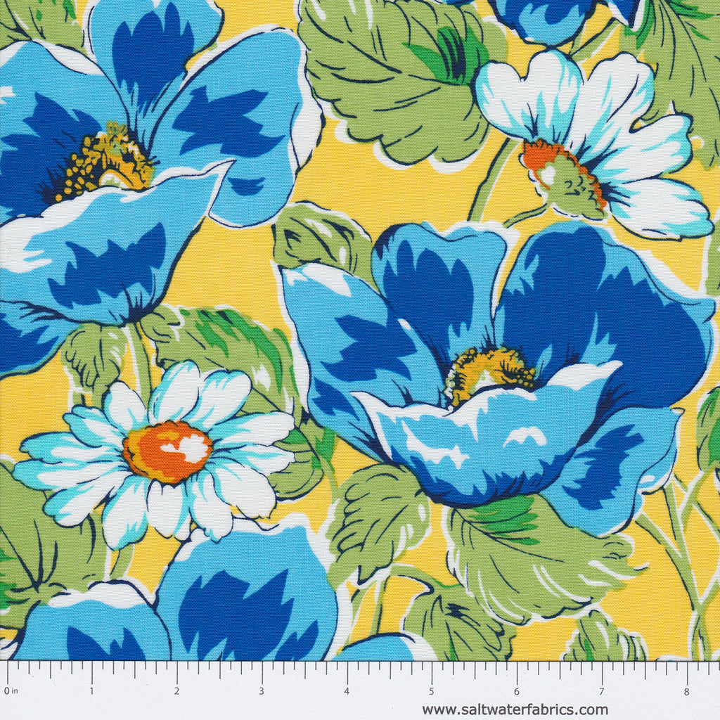 Peppy Poppy - Peppy Poppy in Blue