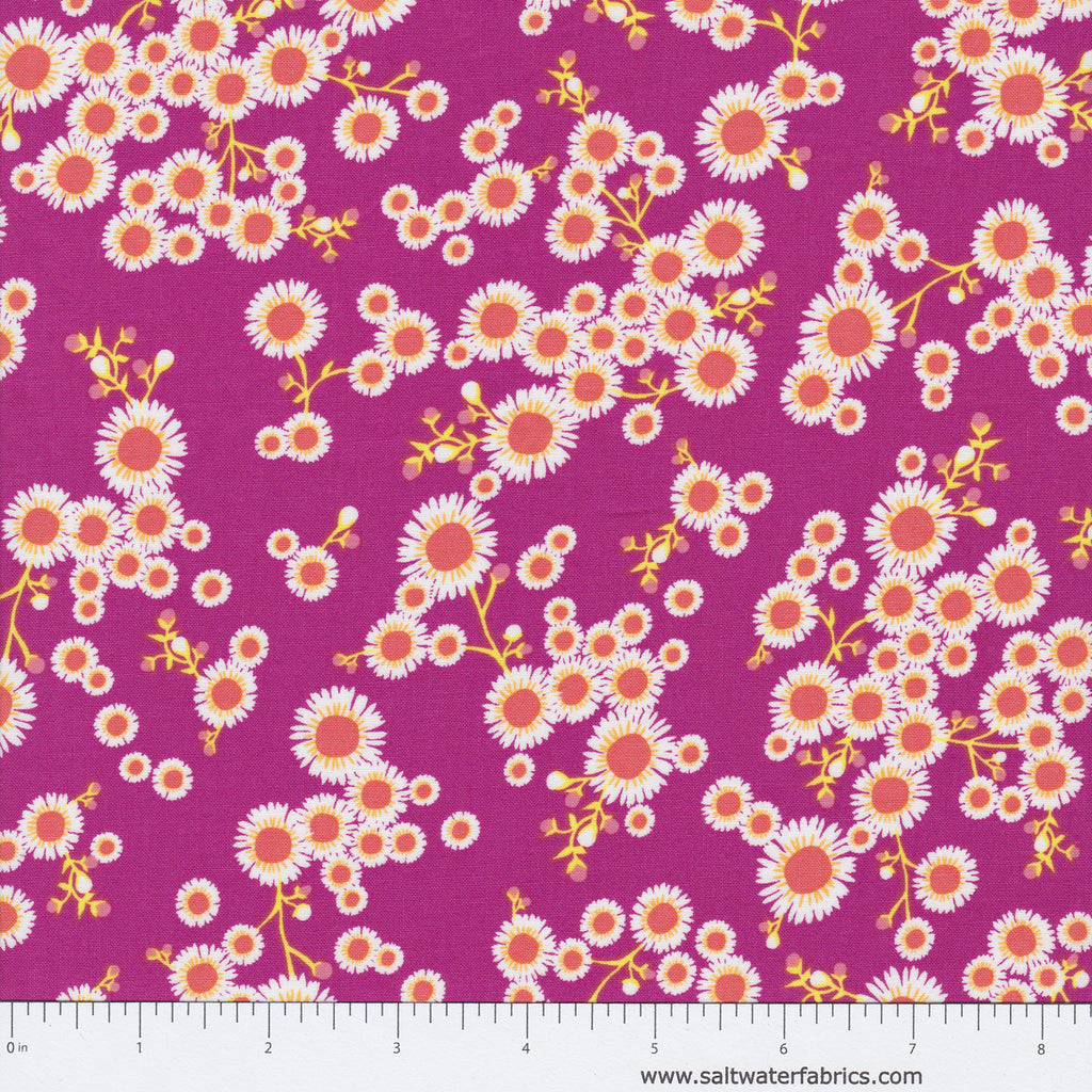 Garden Party Tango - Daisy in Pink