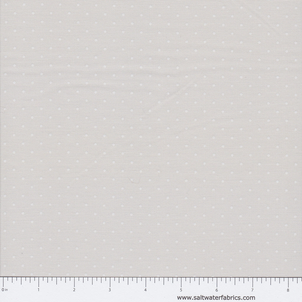 Modern Background Paper - Pindot in Grey