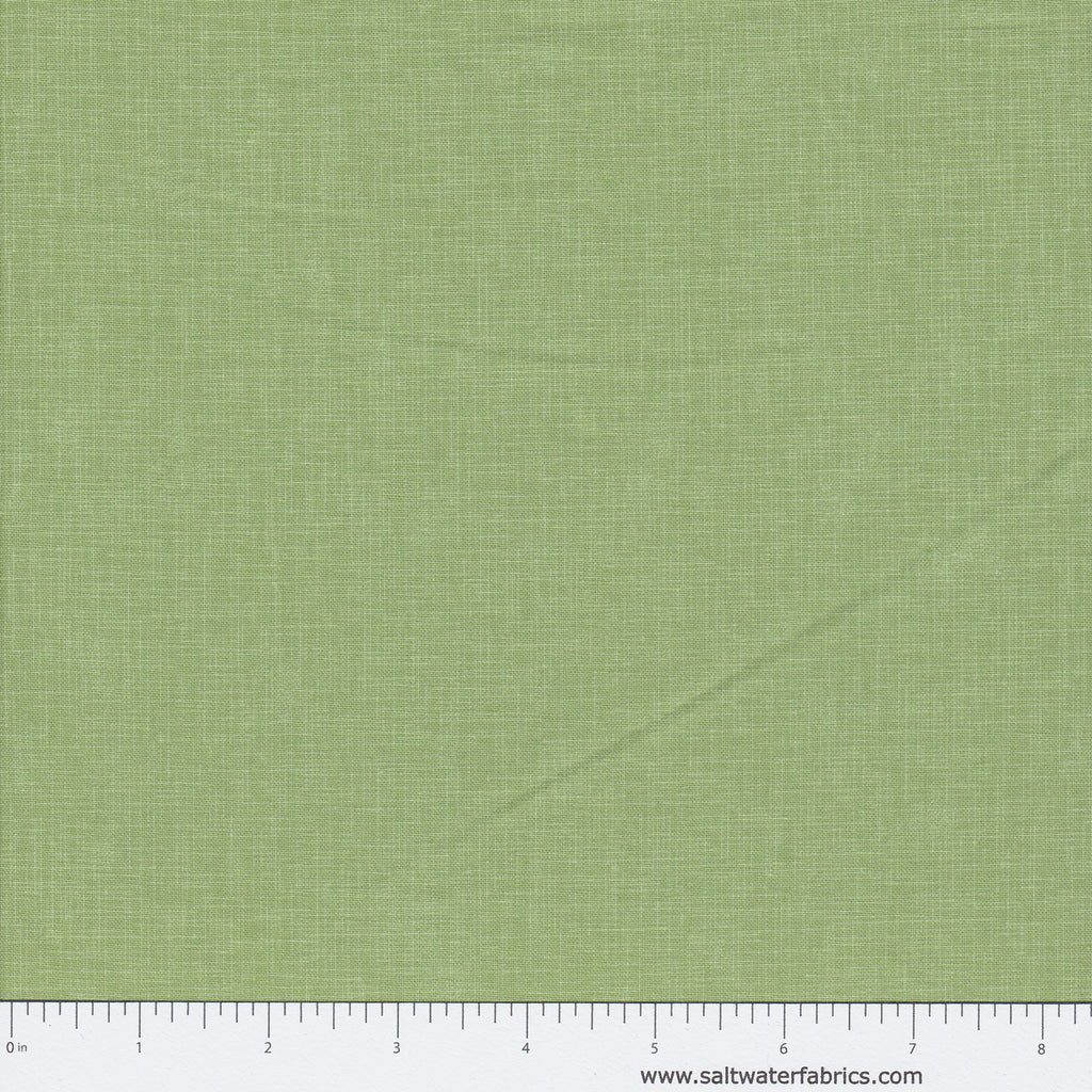 Quilter's Linen in Sage