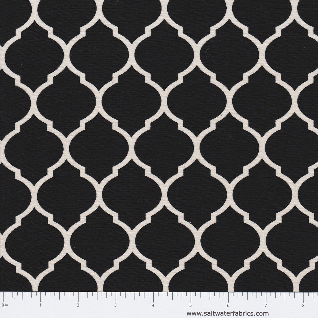 Heirloom - Lattice in Black