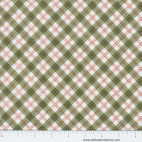 Sherwood - Plaid in Green