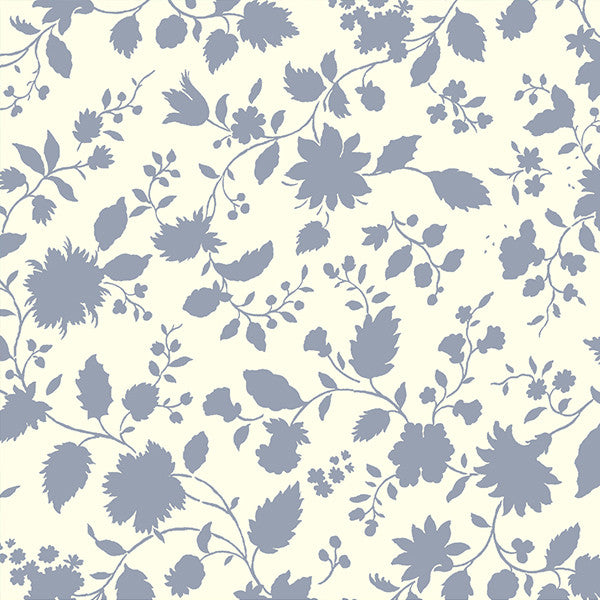Violette - Twilight Vine in Linen
