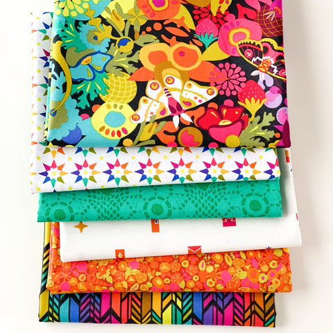 Art Theory Fat Quarter Bundle