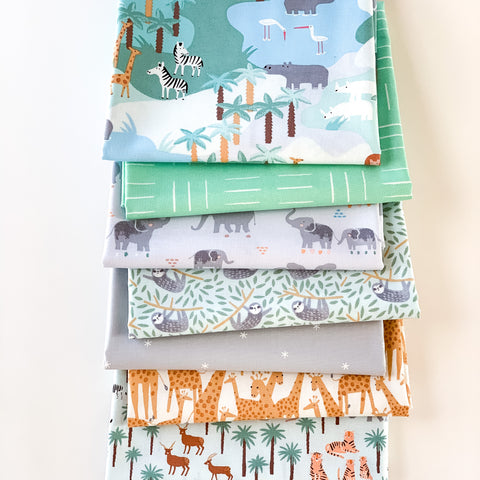 Call Of The Wild Fat Quarter Bundle