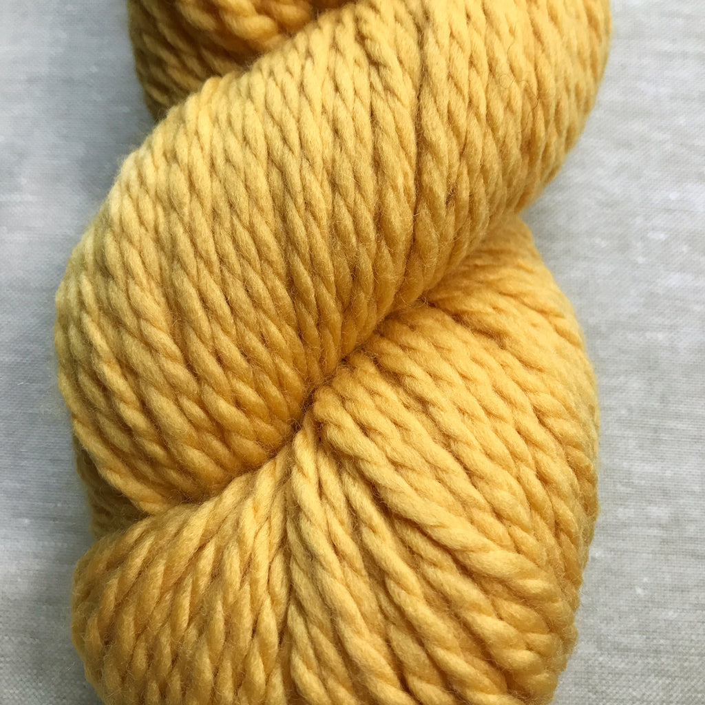 128 Superwash Chunky in Daffodil