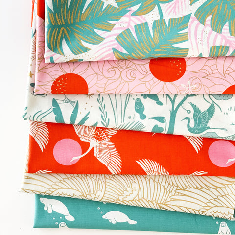 Florida Fat Quarter Bundle