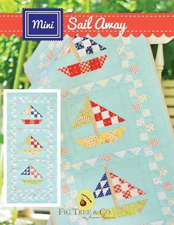 Mini Sail Away Pattern