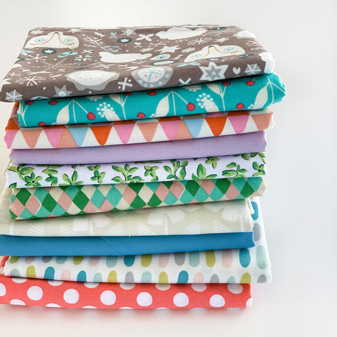 Fun Fat Quarter Bundle