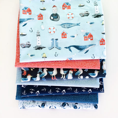 Hooked On A Feeling Fat Quarter Bundle
