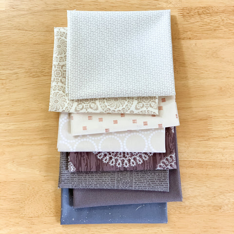 Stitch Your Stress Away Fat Quarter Bundle