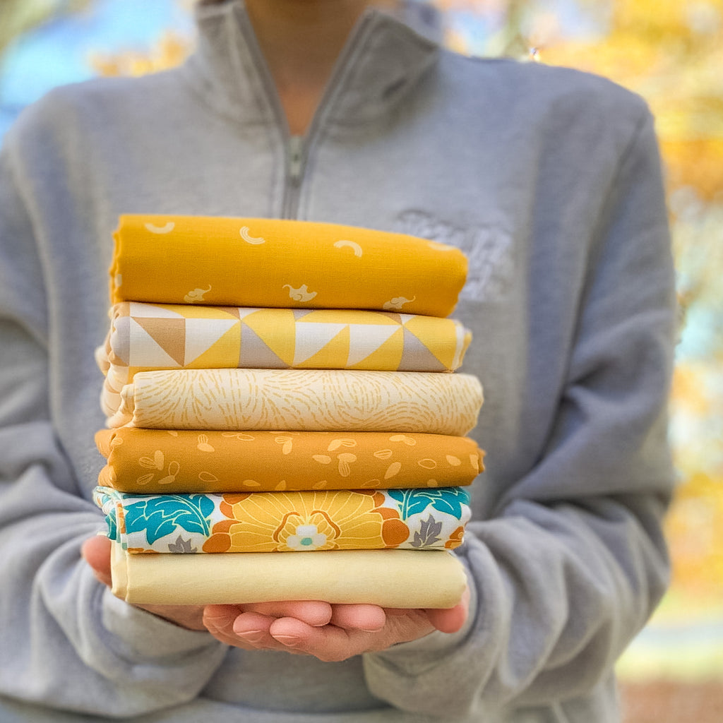 Goldenrod Fat Quarter Bundle