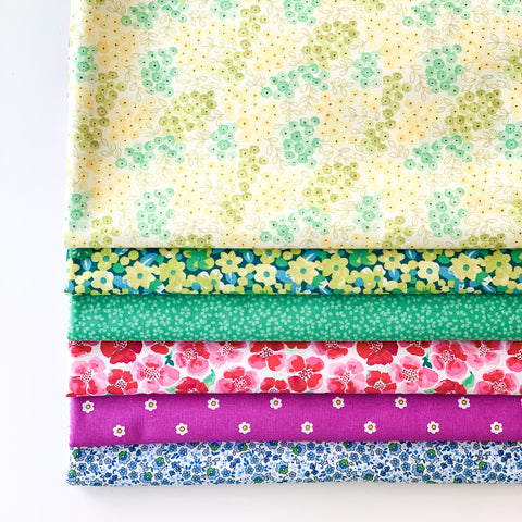 Tiny Florals Fat Quarter Bundle