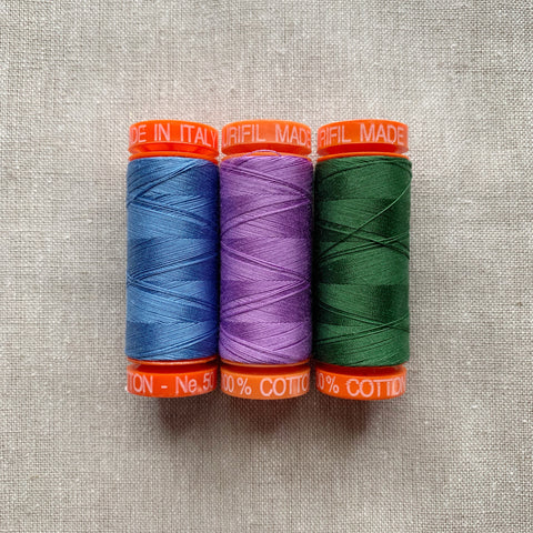 Aurifil Thread Pack in Jewels