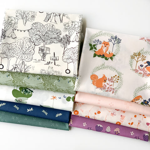 Lilliput Fat Quarter Bundle