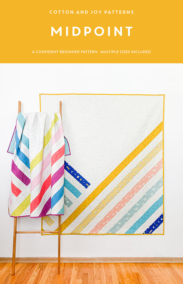 Midpoint Quilt Pattern