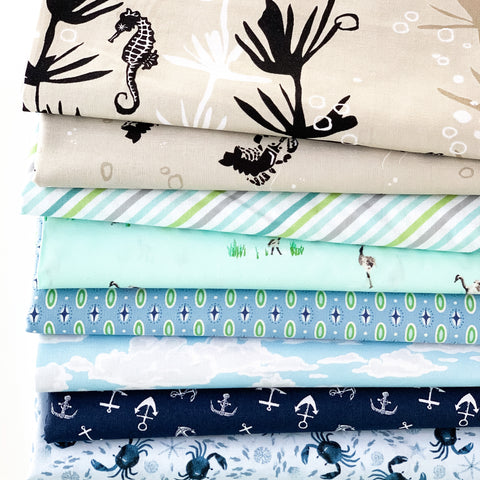 Nautical View Fat Quarter Bundle