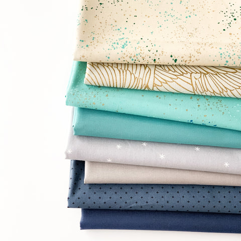 Ocean Tides Fat Quarter Bundle