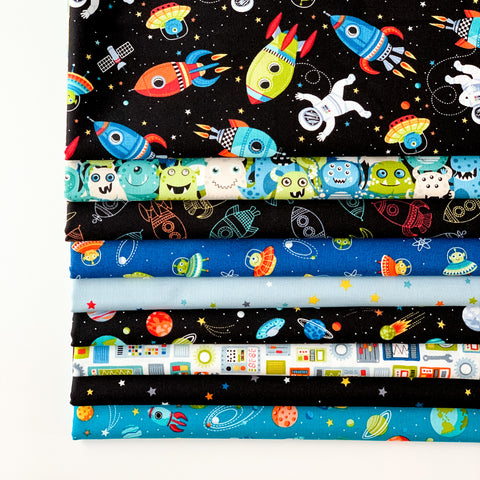 Outer Space Fat Quarter Bundle