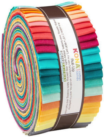 Kona Cotton Roll-Up  - Emily Cier Palette