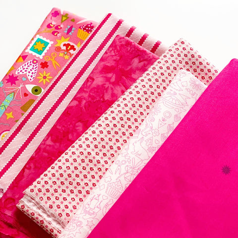 Rose And Shine Fat Quarter Bundle