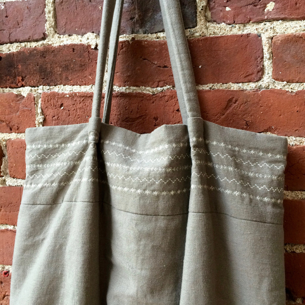 Stitched Top Tote Bag Kit