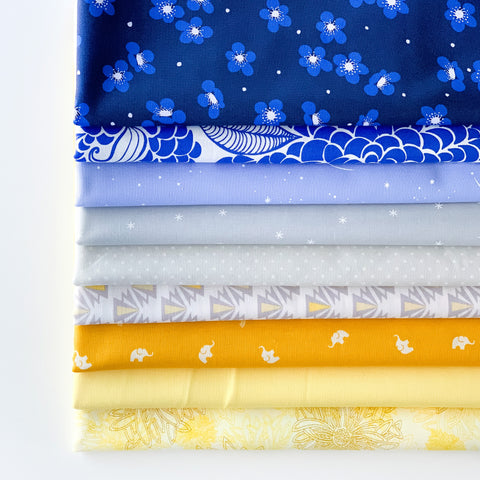 Sunshine On A Cloudy Day Fat Quarter Bundle
