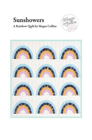 Sunshowers Quilt Pattern