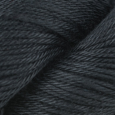 Ultra Pima Cotton in True Black (3754)
