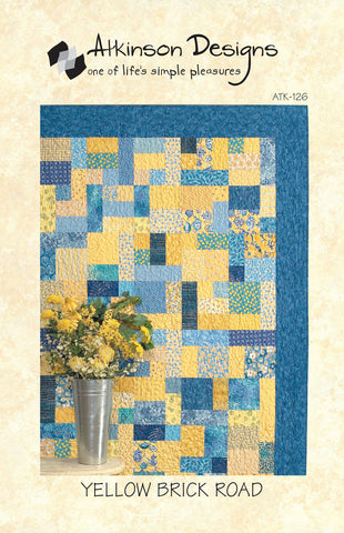 Yellow Brick Road Quilt Pattern