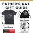 5 Father's Day Gift Ideas He Will Love!