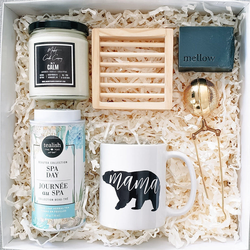NEW MOM - Gift Box - GIFTABLE GOODIES