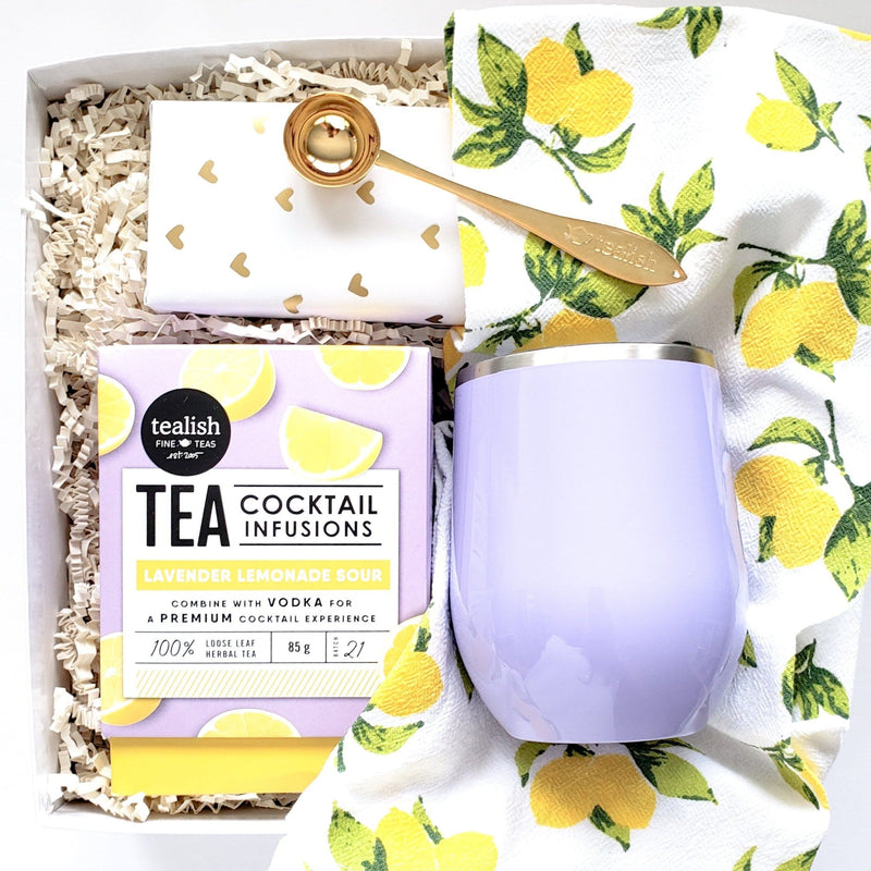 LEMON FRESH - Gift Box - GIFTABLE GOODIES