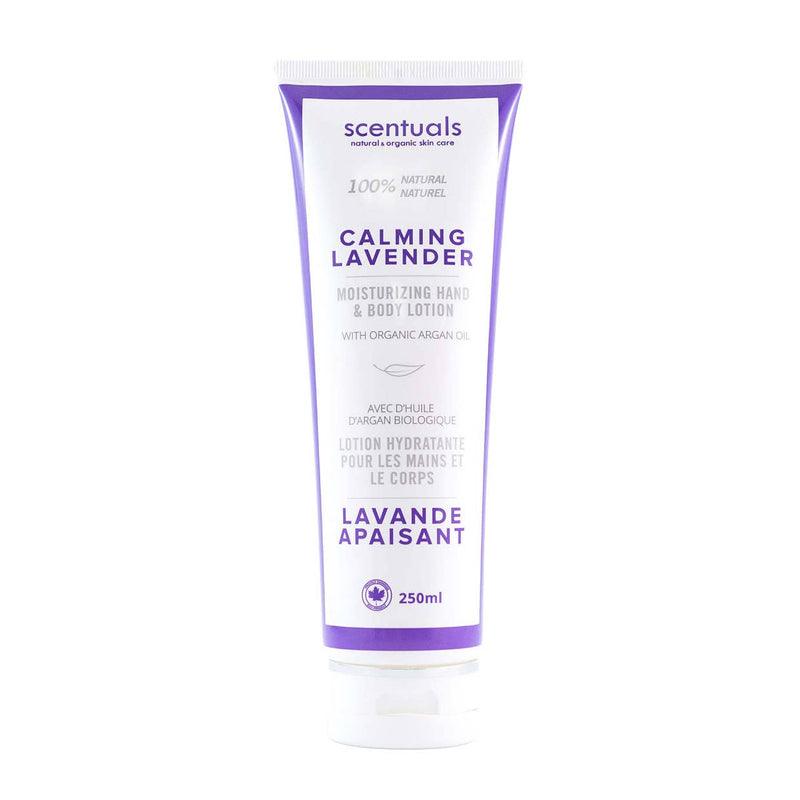 Calming Lavender Hand and Body Lotion