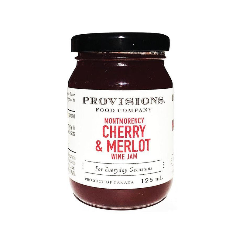 Cherry and Merlot Wine Jam - Food - GIFTABLE GOODIES