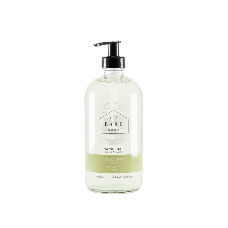 Bergamot and Lime Hand Soap