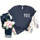 Boy Mama T-Shirt - T-Shirts - GIFTABLE GOODIES