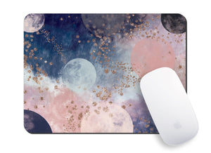 Celestial Stars Mouse Pad