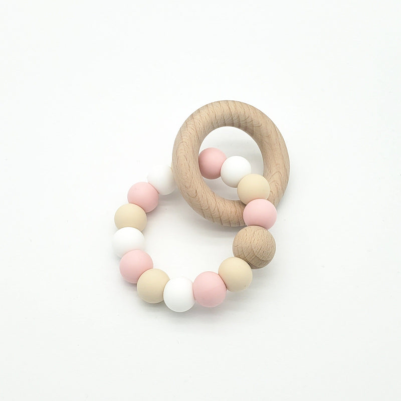 Little Miss Teether Rattle