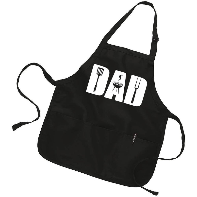 Dad BBQ Apron - Apron - GIFTABLE GOODIES