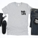 Dad Life T-Shirt - T-Shirts - GIFTABLE GOODIES