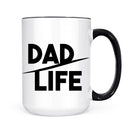 Dad Life Coffee Mug