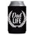 Dad Life Crest Can Cooler - Can Cooler - GIFTABLE GOODIES